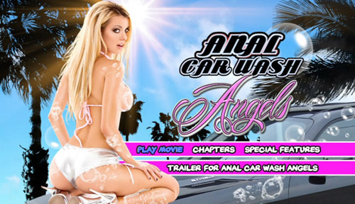Main Menu - Anal Car Wash Angels