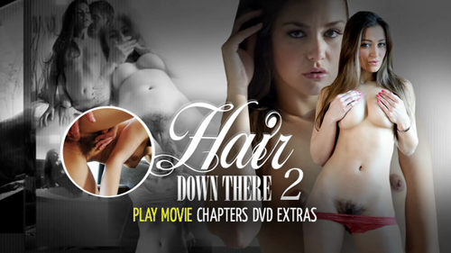 Main Menu - Hair Down There 2