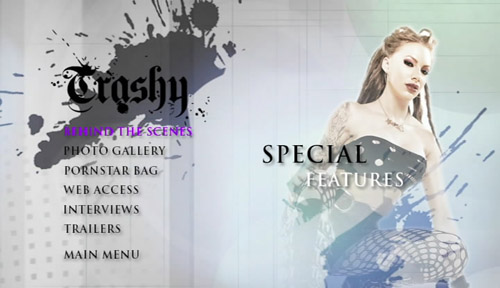 Special Features - Trashy