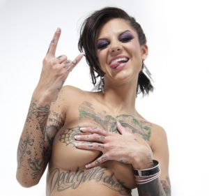 Bonnie Rotten Talks to Alison of Taboo-interview