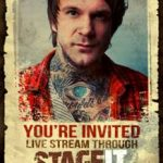 CHIODOS' CRAIG OWENS TO APPEAR LIVE ON-LINE VIA STAGE IT TUESDAY