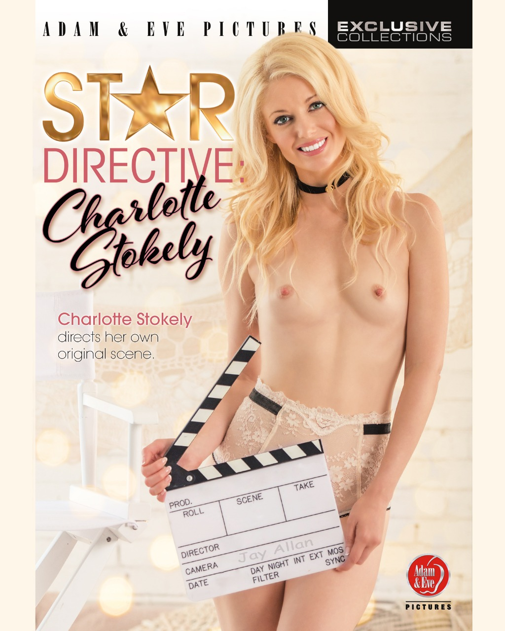 Adam & Eve Releases Charlotte Stokely's Directorial Debut: 'Star Directive'