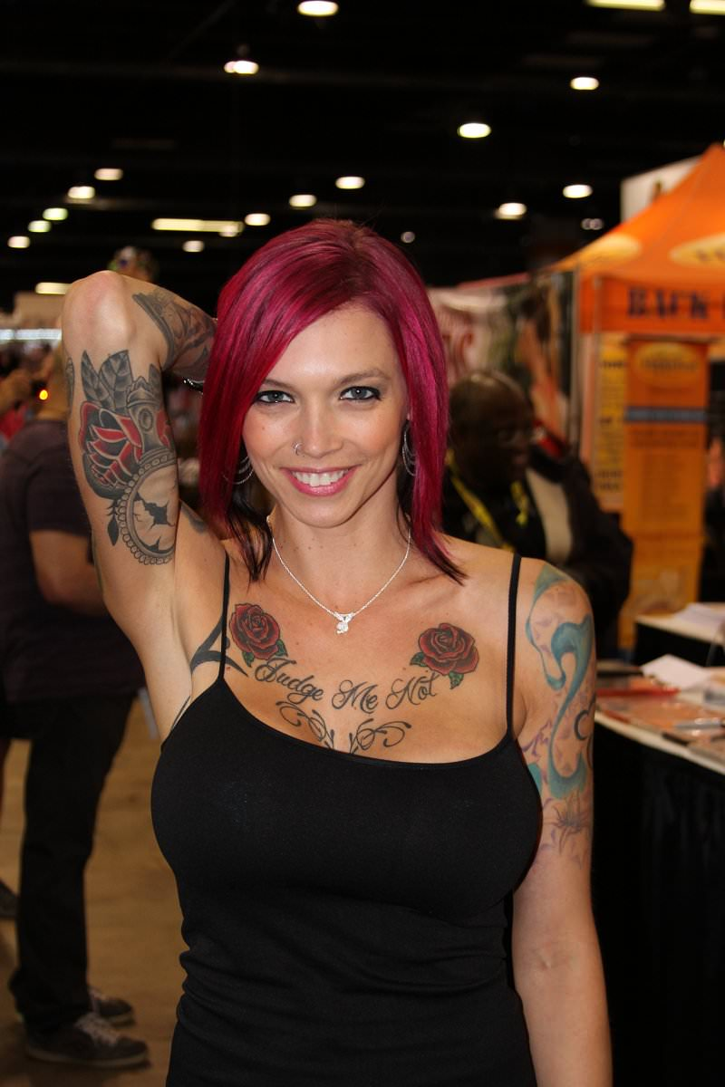 2018 Inked Awards Hostess Anna Bell Peaks Going in With 10 Nominations