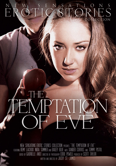 NEW SENSATIONS' EROTIC STORIES SERIES RELEASES TRAILER FOR 'THE TEMPTATION OF EVE'