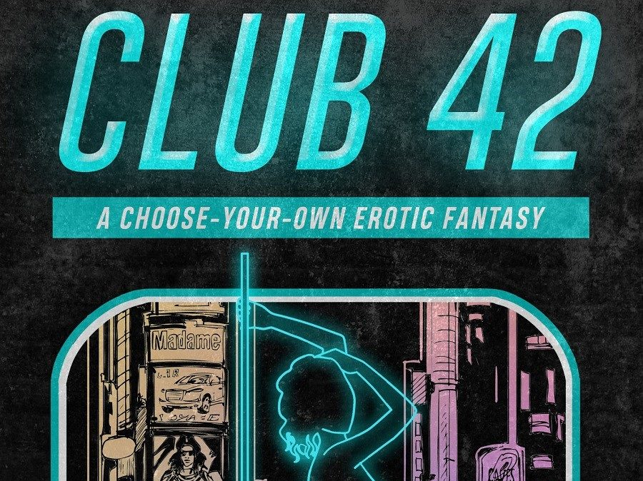 Joanna Angel Pens Second Novel Club 42, Available for Pre Order NOW