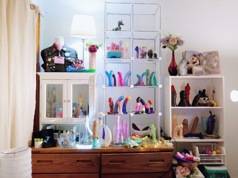 Sex Toy Inventory